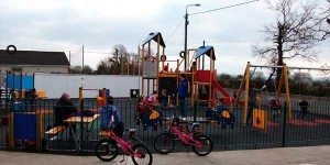 Doon Playground completed by Browne Brothers