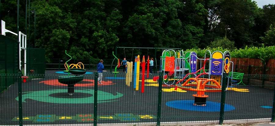 Playgrounds in Ireland
