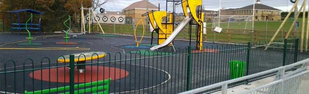 Playground project in Gort