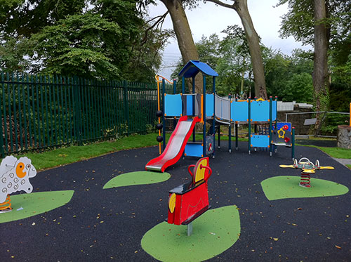 playground equipment and construction