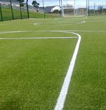safety grass playground surface