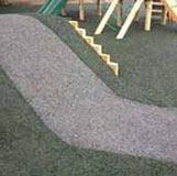soft mulch surfaces