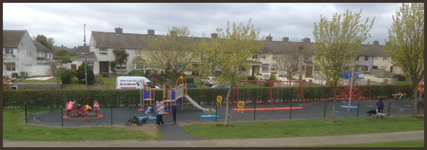Playground Edenmore Raheny Dublin