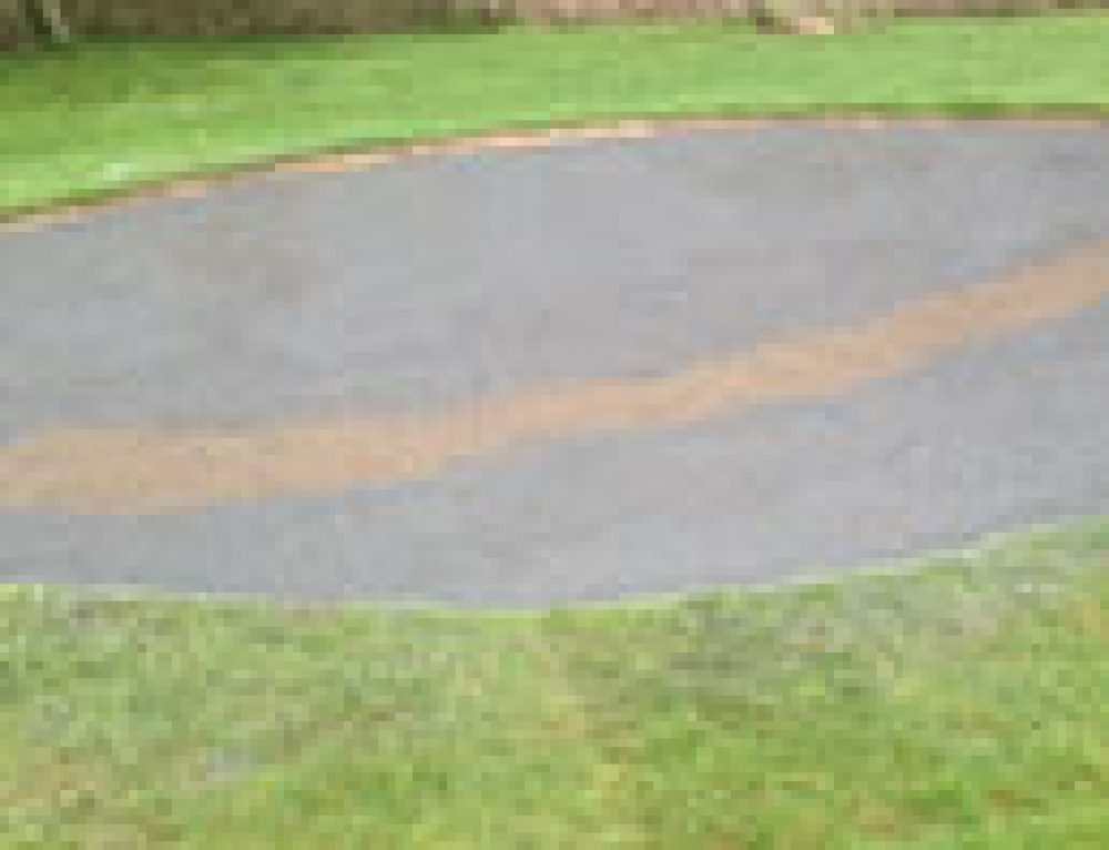 Bunker Rubber Resin Layers for Golf Courses