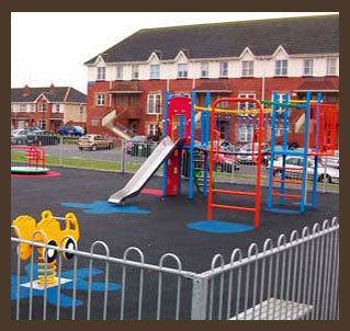 Playgrounds in Ireland