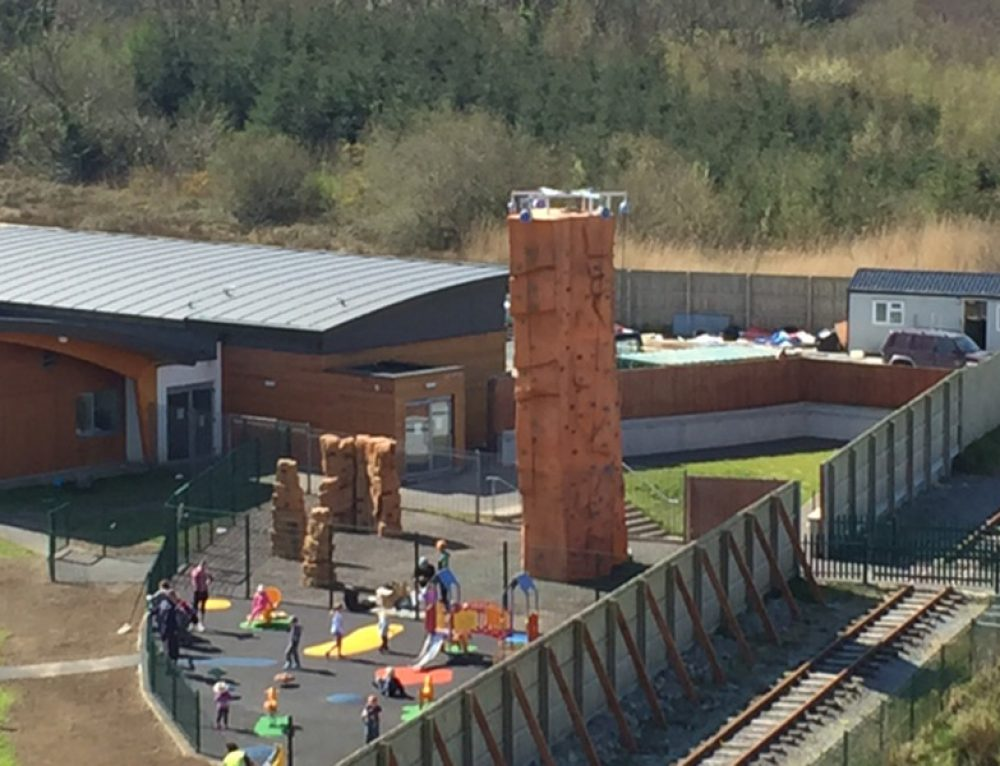 Climb Tower – Wetlands Centre Tralee Kerry