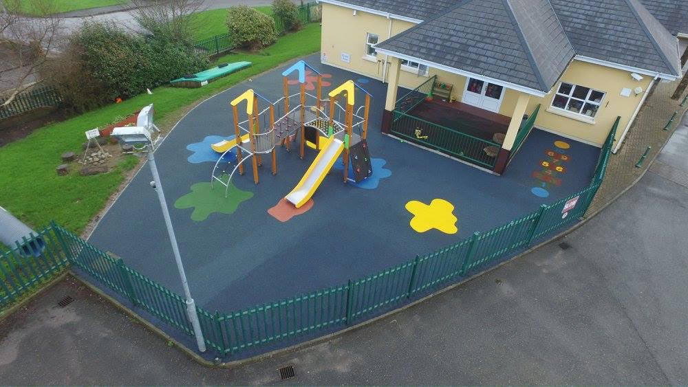 Milltown cr che browne brothers for Cork playground flooring