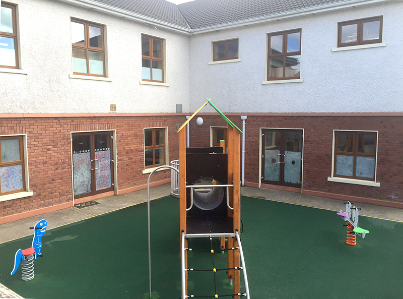 Sonas School, Carrigaline - Browne Brothers Playgrounds