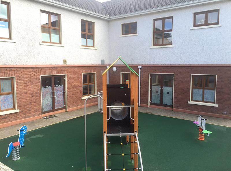 Sonas School, Carrigaline - Browne Brothers Playgrounds