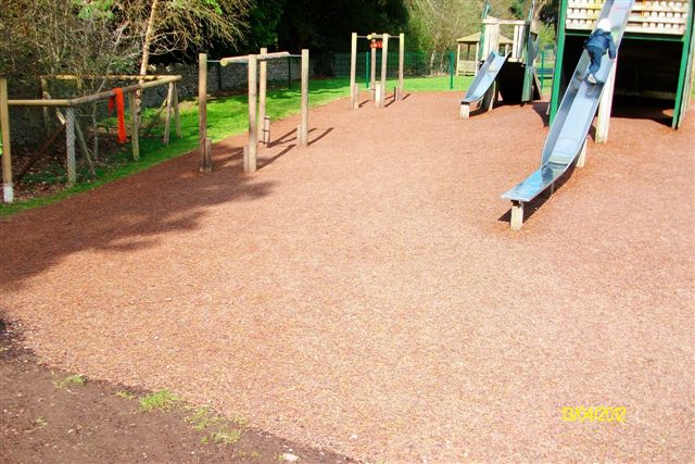 Fota Playground surface Cork