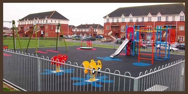 Irish playground regulations